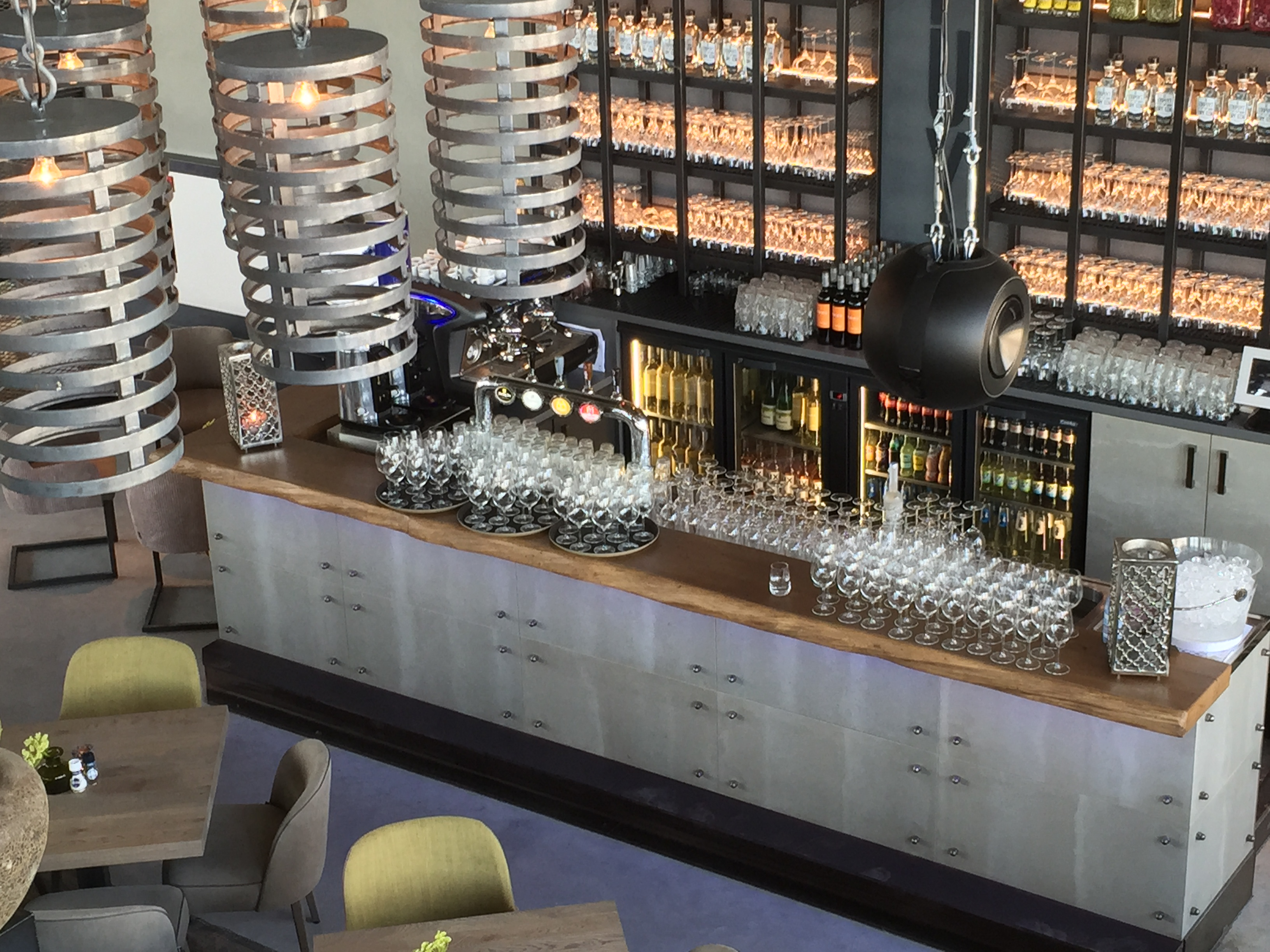 Bar design - Learn about the design process we follow at Gamko