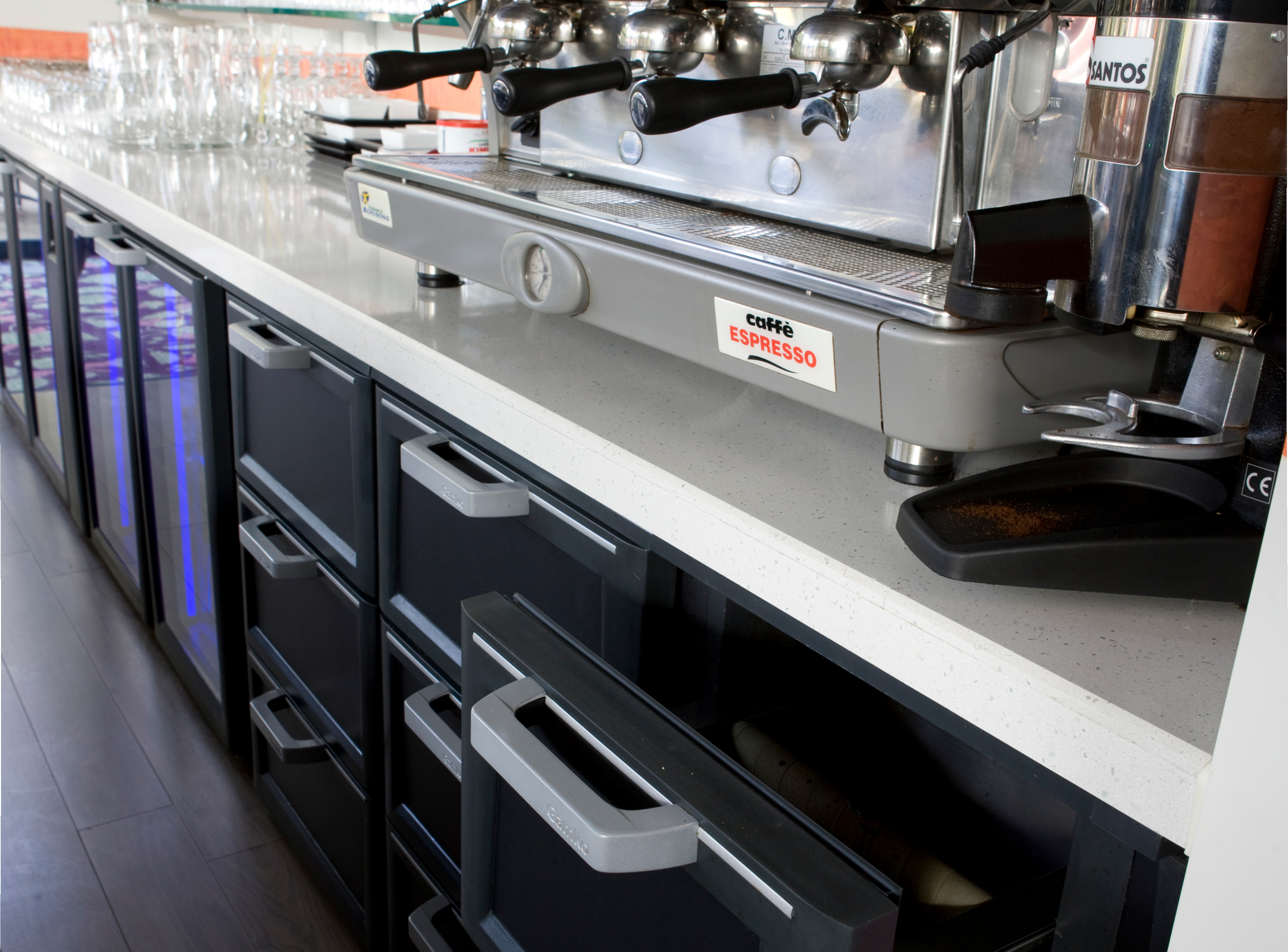 FLEXBAR barista station