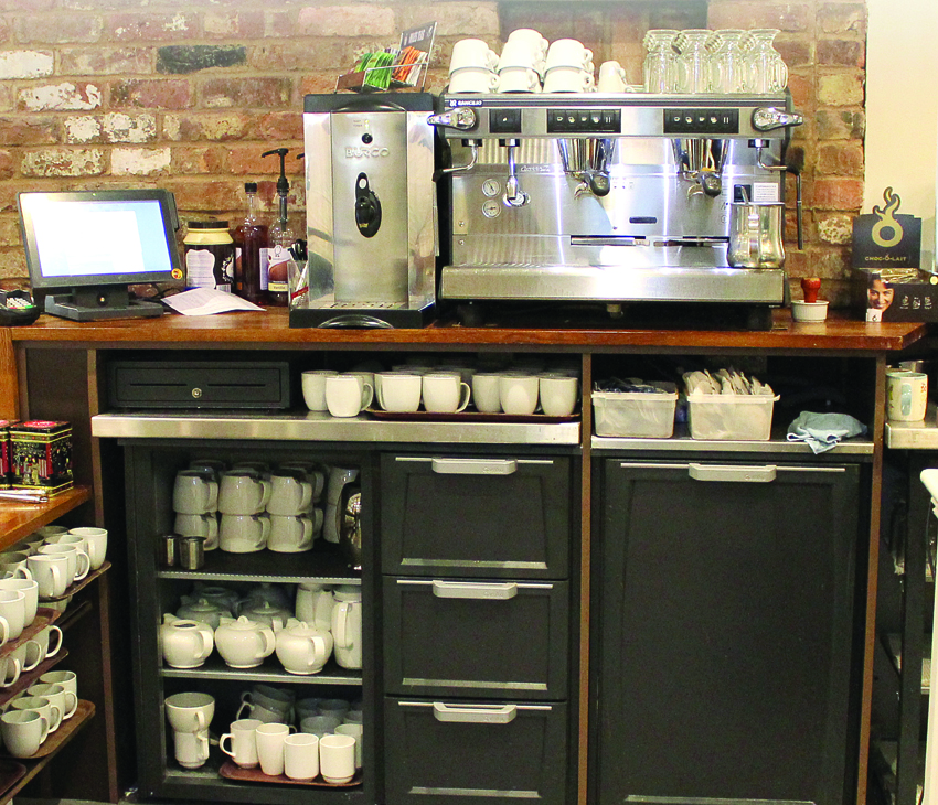 Gamko Barista Coffee Station