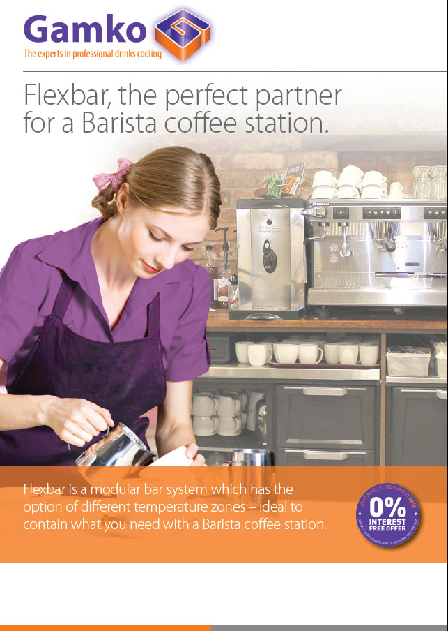 Coffee brochure